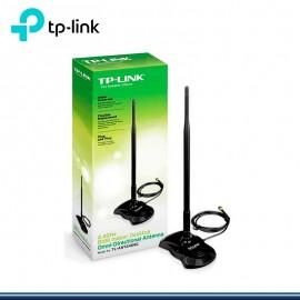 ANTENA OMNIDIRECCIONAL TP-LINK 8DBI 2.4GHZ C/BASE TL-ANT2408C (G. TP LINK)