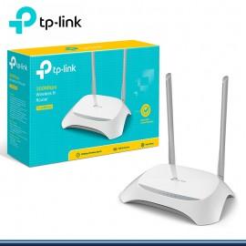 ROUTER DSL TP-LINK TL-WR840N N300MBPS 2 ANTENAS