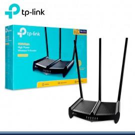 ROUTER DSL TP-LINK TL-WR941HP N450MBPS 3 ANTENAS