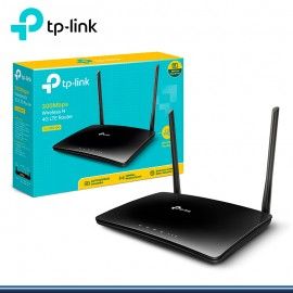 ROUTER DSL TP-LINK TL-MR6400 APAC 4G N300 MBPS
