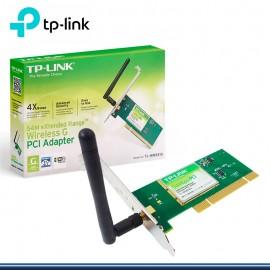 WIRELES TP-LINK PCI 54MB TL-WN551G (G TP-LINK)