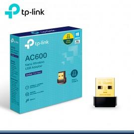 USB TP-LINK ARCHER T2U NANO AC600 2 BANDAS RED WIFI