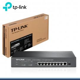 SWITCH TP-LINK TL-SL2210 8 PUERTOS GIGABIT METAL