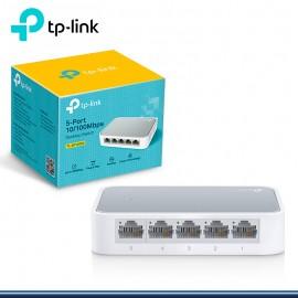 SWITCH TP-LINK TL-SF1005D 5 PORT 10/100 MBPS (G.TPLINK)