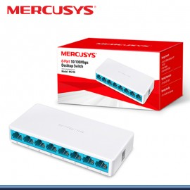 SWITCH MERCUSYS MS108 8 PORT 10/100 MBPS