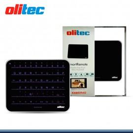 TECLADO OLITEC PARA TV SMART WIRELESS TOUCH KMB039AG