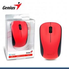 MOUSE GENIUS NX-7000 BLUEEYE RED WIRELESS (PN:31030109110)