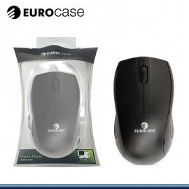 MOUSE EUROCASE EUMO-P16B/PS2 BLACK