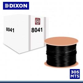 CABLE STP DIXON CAT. 5E 4Px24AWG 305 MTS (PN:8041)