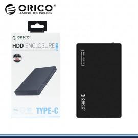 ORICO 3588US3 ENCLOUSURE PARA DISCO DURO BLACK USB 3.0