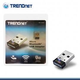 ADAPTADOR TRENDNET TBW-106UB USB MICRO BLUETOOTH 100 MTS