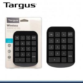 TECLADO NUMERICO TARGUS WIRELESS BLACK USB ( AKP11US)