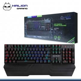 TECLADO HALION GAMING SPECTRE HA-KG927 RGB USB
