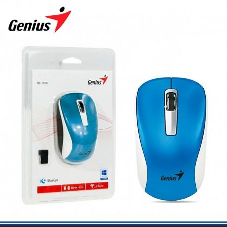 MOUSE GENIUS NX-7010 WIRELESS BLUEEYE BLUE ( PN 31030114110)