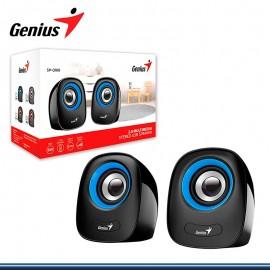 PARLANTE GENIUS SP-Q160 USB POWER 6W BLUE (PN 31730027403)