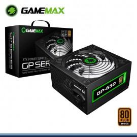 FUENTE PODER GAMEMAX GP-650 80 PLUS BRONZE 650W