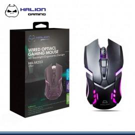MOUSE HALION GAMING OHIO HA-M203 USB