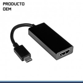ADAPTADOR USB TIPO C A HDMI