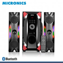 MICRONICS INFINITY 6.5 MIC S7044BT SISTEMA DE AUDIO MULTIMEDIA SUBWOOFER DIGITAL 2.1