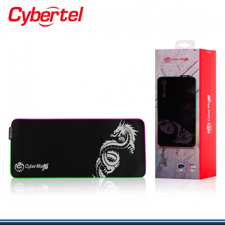 PAD MOUSE GAMER RGB CBX FX 108 CYBERMAX USB