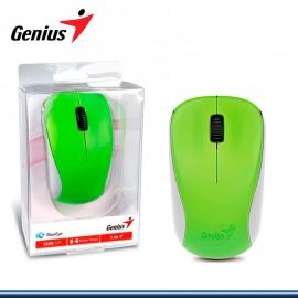 MOUSE GENIUS NX-7000 WIRELESS BLUEEYE GREEN ( PN 31030109111)
