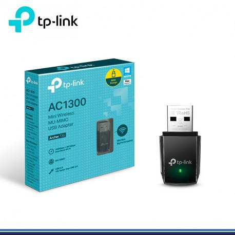 ADAPTADOR TP- LINK ARCHER T3U MINI AC 1300 MU-MINO (G.TP LINK )
