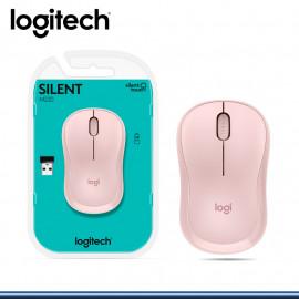 MOUSE LOGITECH M220 SILENT ROSE WIRELESS USB (PN:910-006126)