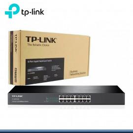 """SWTCH TP-LINK 16 PORT 10/100 MBPS PARA RACK 19"""" TL-SF1016 (G.TPLINK)"""