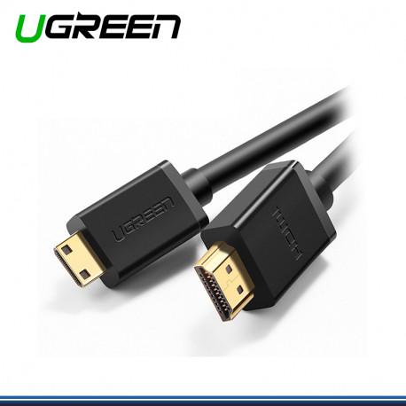 CABLE MINI HDMI A HDMI UGREEN DE 1.5 COD. 11167