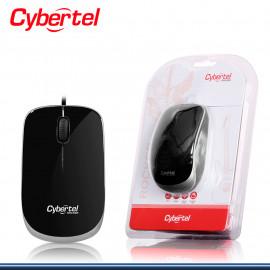 MOUSE CYBERTEL ROCKER CYB M202W NEGRO USB