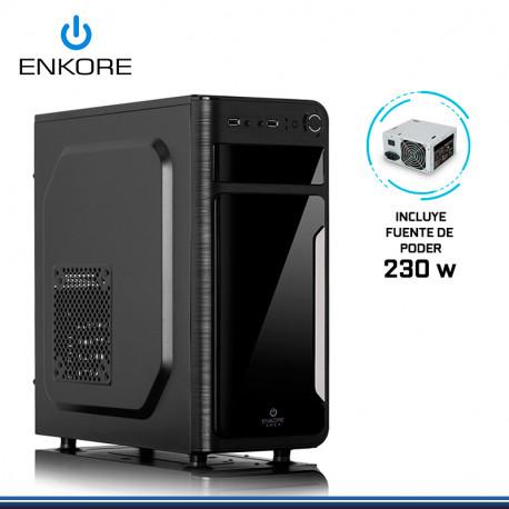 CASE ENKORE APEX ENC 1055 PSU 230W + 1 COOLER