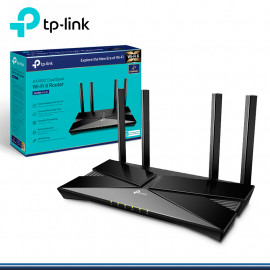 ROUTER TP-LINK ARCHER AX20 Wi-Fi 6 DUAL BAND AX1800