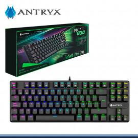 TECLADO NUMERICO HALION K 119 NEGRO USB
