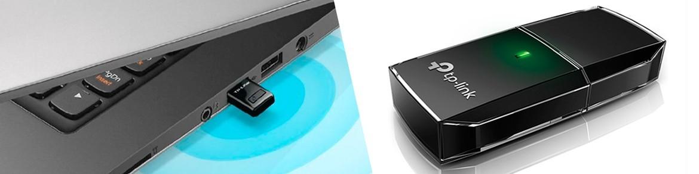 ADAPTADOR DE RED USB WIFI