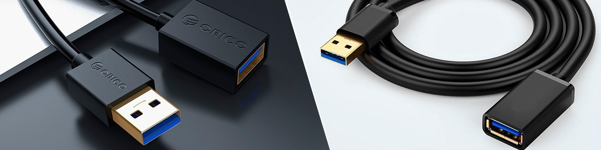 CABLE USB EXTENSION