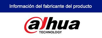 CAMARA DE VIGILANCIA DAHUA HAC-HDW1200RN-0280B-S4 DOMO 2MP
