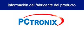 MICROFONO PCTRONIX PCM100 MULTIMEDIA PEDESTAL 3.5MM
