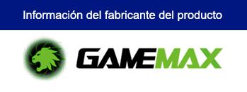 FUENTE DE PODER GAMEMAX GM-800